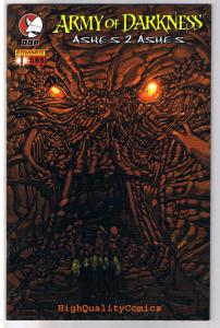 ARMY of DARKNESS #1, NM, Ashes 2 Ashes, Limited, Variant, more AOD in store