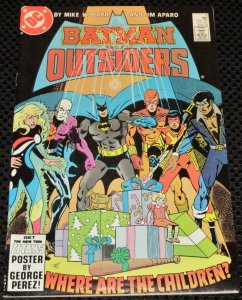 Batman and the Outsiders #8 (1984)