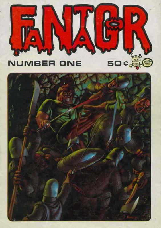 Fantagor #1 (2nd) FN; Last Gasp | save on shipping - details inside