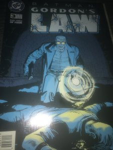 DC Batman Gordon's Law #3 Mint