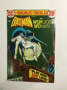 Brave And The Bold 105 Very Good+ Vg+ 4.5 Added Staple Dc Comics