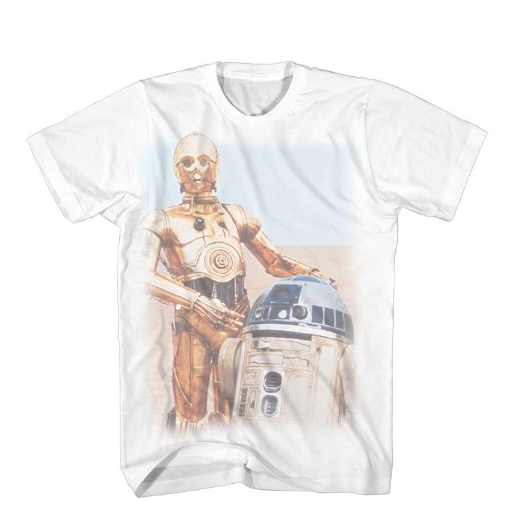 BRAND NEW STAR WARS T-SHIRTS these aren't the Droids your looking for