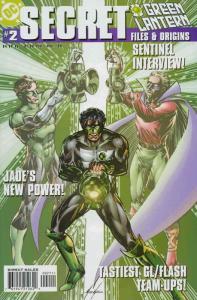 Green Lantern Secret Files #2 VF/NM; DC | save on shipping - details inside