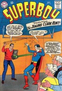 Superboy (1949 series) #122, VG- (Stock photo)