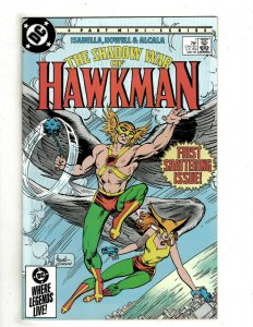 11 DC Comics Shadow War of Hawkman 1 2 3 4 Jemm Son of Saturn 2 4 5 6 7 8 12 KT1