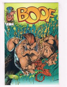 Boof #1 NM Image Comics Comic Book Jul 1994 DE44