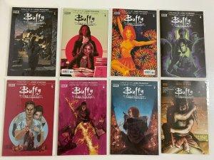 Buffy Vampire Slayer Comic Lot Boom! Studio 38 Different Books 8.0 VF
