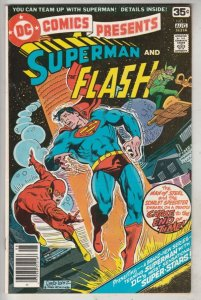 DC Comics Presents #1 (Aug-78) VF/NM High-Grade Superman
