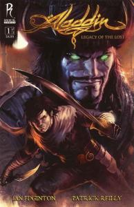 Aladdin: Legacy of the Lost #1A VF/NM; Radical | save on shipping - details insi