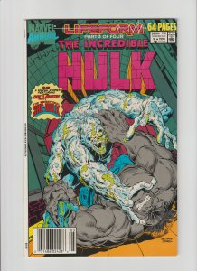 Incredible Hulk Annual #16 (1990) VF/NM 9.0 Newsstand Edition!