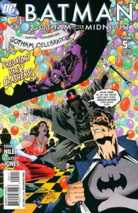 Batman: Gotham After Midnight #5 VF; DC | save on shipping - details inside