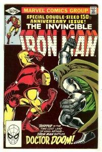 Iron Man 150   Doctor Doom   Double size