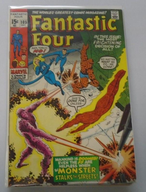 Fantastic Four Early Bronze Lot 16 Different From Set:#105-150, 6.0/FN (1974-74)