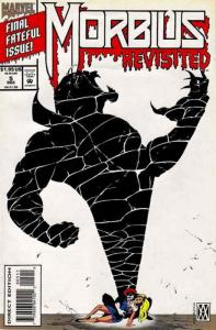Morbius Revisited #5 FN; Marvel | save on shipping - details inside