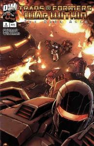 Transformers: War Within: The Dark Ages #3 FN; Dreamwave   save on shipping - de