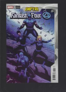 Fantastic Four #23 Variant (2020)