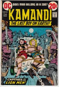 Kamandi the Last Boy on Earth #6 (Jun-73) NM/NM- High-Grade Kamandi