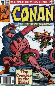 Conan the Barbarian #116 FN; Marvel | save on shipping - details inside