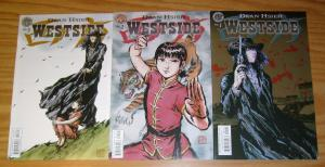 Westside #1-3 VF/NM complete series - antarctic press - dean hsieh set lot 2