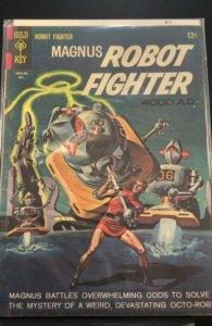 Magnus, Robot Fighter #10 (1965)