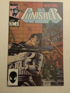 Punisher 2 Nm Near Mint Limited Series Marvel