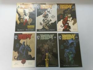 Hellboy lot 11 different issues 8.0/VF
