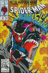 Marvel SPIDER-MAN #30 VF