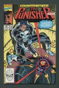 Punisher #37  / 9.6 NM+ - 9.8 NM-MT  Jigsaw Part Three  August 1990