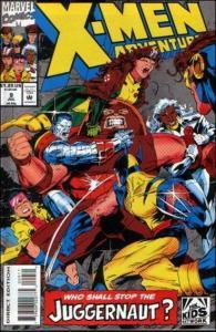 Marvel X-MEN ADVENTURES (1992 Series) #9 FN+