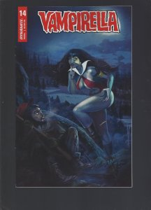 Vampirella #14 Cover C