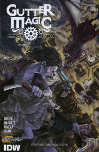 Gutter Magic #3 VF/NM; IDW | save on shipping - details inside