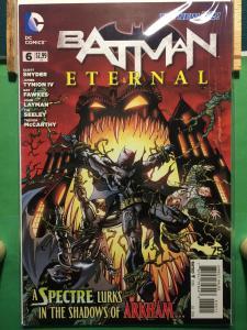 Batman Eternal #6 The New 52