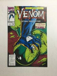 Venom Lethal Protector 3 Nm Near Mint Marvel Comics