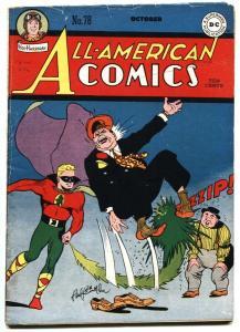 All-American Comics #78 1946 Green Lantern DC Golden-Age