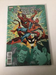 The Amazing Spider-Man 800 Variant Nm Near Mint Marvel