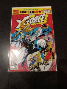 X-Force Annual #1 (1992)
