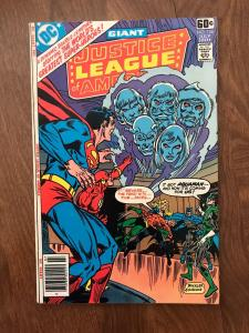 Justice League of America #156 (DC Comics; July, 1978) - Giant issue - Fine+/VF