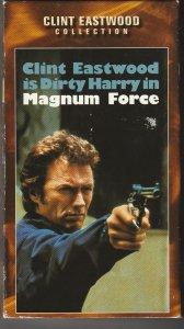 Magnum Force VHS  Dirty Harry - Vigilante ?