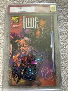 BLADE # 1/2  CGC 9.6 * 1999 * Marvel/Wizard Mail Away Exclusive