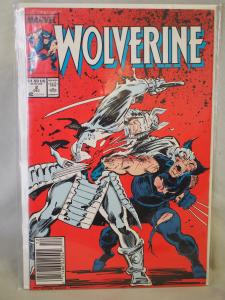 Wolverine  2  1988  in VF/NM condition. Unread .
