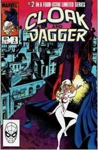 Cloak and Dagger #2, 9.4 or Better (1)