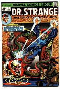 Doctor Strange #1-comic book-First issue-1974-MCU-Movie-Marvel VF
