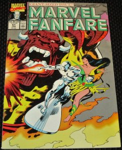 Marvel Fanfare #51 (1990)