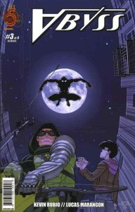 Abyss (2nd Series) #3 VF/NM; Red 5 | save on shipping - details inside