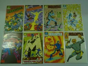 Dreadstar lot 33 different #1-32 + Annual 8.0 VF (1982-87)