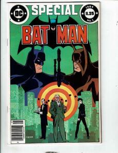 Lot Of 4 Batman DC Comics Special # 1 + Annual # 10 + Untold Legend # 1 2 JG4