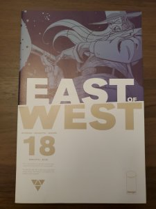 East of West #18 (2015) (9.0) by Jonathan Hickman