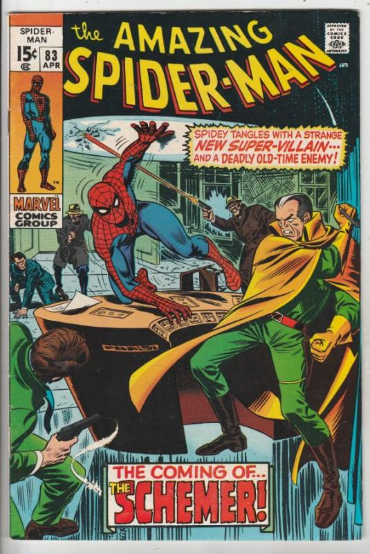 Amazing Spider-Man #83 (Apr-70) VF/NM High-Grade Spider-Man
