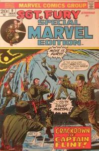Special Marvel Edition #9, VG+ (Stock photo)