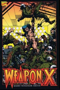 Marvel Comics Presents (1988 series) Weapon X TPB #1, NM- (Stock photo)